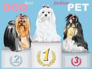 Le competizioni ufficiali per i cani di razza