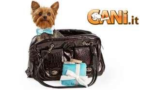 La borsa porta cane