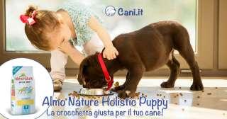 Almo Nature Holistic Puppy, la crocchetta giusta per il tuo cucciolo