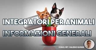 Live con Valerio Guiggi sugli integratori per cani