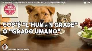 Cosa significa human grade?