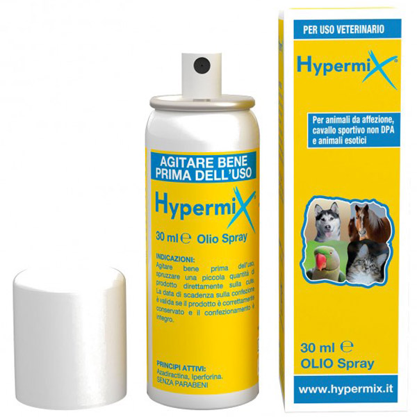 Hypermix Olio Spray