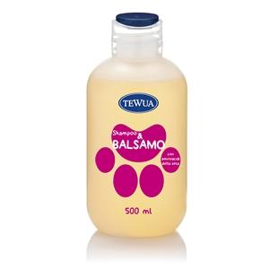 Shampoo e Balsamo Scioglinodi