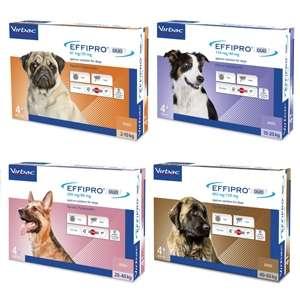 Effipro Duo Cane di Taglia Grande da 20 a 40 Kg