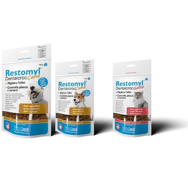 Restomyl Dentalcroc Gatto