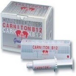 Carniton B12 Equini - aumenta la resistenza alla fatica ed il trofismo muscolare