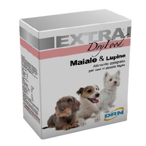 Extra Dry Food Maiale & Lupino