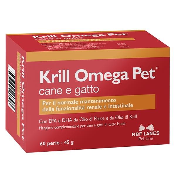 Krill Omega Pet Perle
