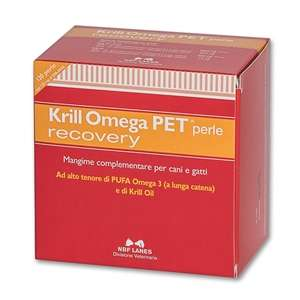 Krill Omega Pet Perle Recovery