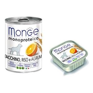 Natural Superpremium Monoproteico Tacchino e Agrumi