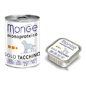 Natural Superpremium Monoproteico Solo Tacchino