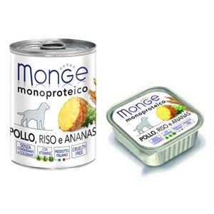 Natural Superpremium Monoproteico Pollo e Ananas