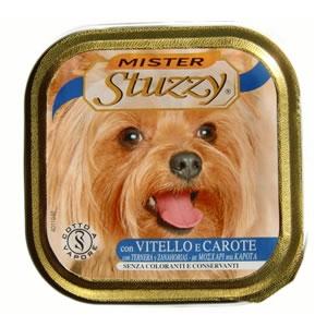 Mister Stuzzy - Pate' al Gusto Vitello e Carote