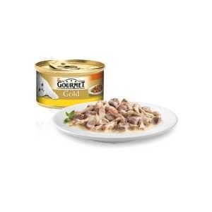 Gourmet Gold Dadini in Salsa con Anatra in Salsa con Olive