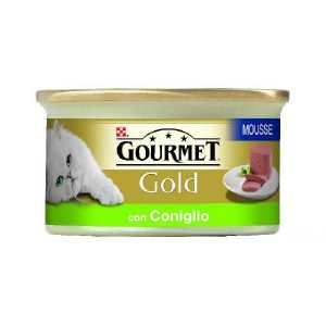 Gourmet Gold Mousse con Coniglio
