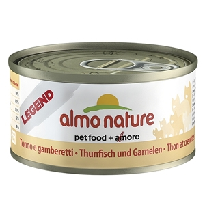 HFC Natural Tonno e Gamberetti