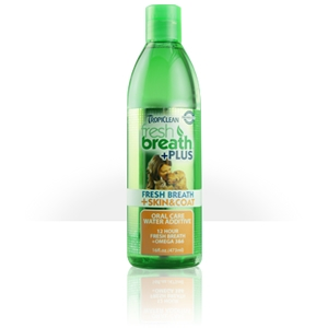 Fresh Breath Water Additive Skin & Coat