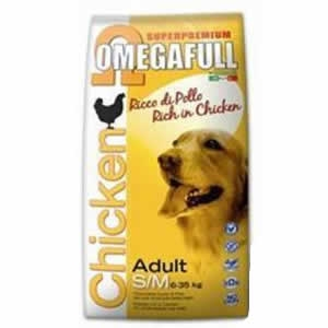 Omegafull Adult Medium&Large con Pollo