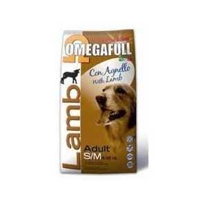 Omegafull Adult Medium&Large con Agnello