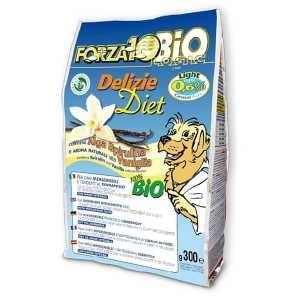 Delizie Bio Diet con Alga Spirulina e Vaniglia