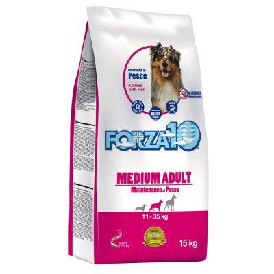 FORZA10 Medium Adult Maintenance al Pesce - 12kg