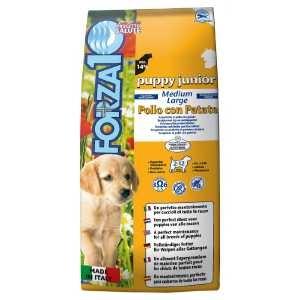 Maintenance Puppy & Junior Medium_Large con Pollo e Patate