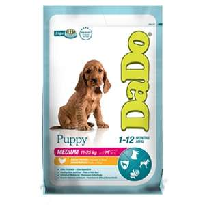 Puppy Medium Breed Pollo e Riso