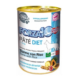 Diet Paté Tonno con Riso