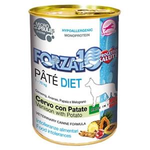 Diet Paté Cervo con Patate