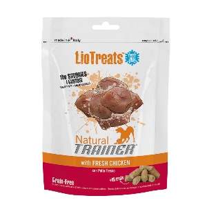 Lio Treats Natural con Pollo Fresco