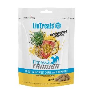 Lio Treats Fitness3 Trota con Mais dolce e Ananas
