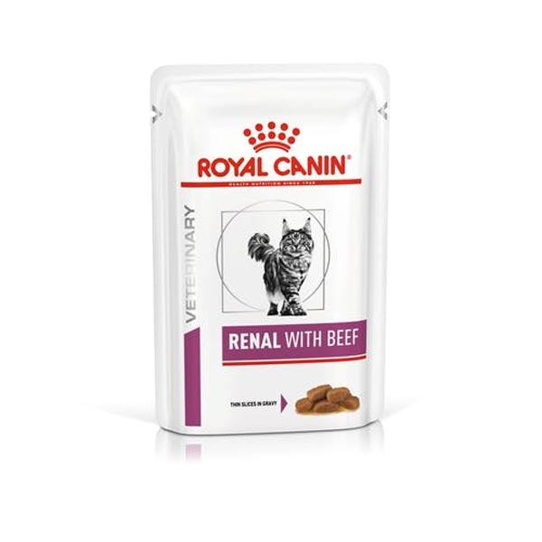 Veterinary Diet Renal con Pollo