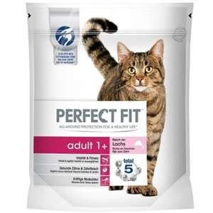 Perfect Fit Adult 1+ con Salmone