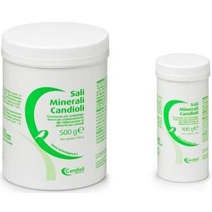 Sali minerali Candioli - integratore minerale in polvere