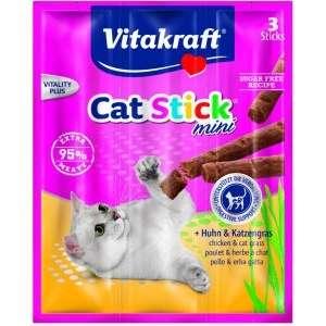 Mini Cat Stick Pollo & Erba Gatta