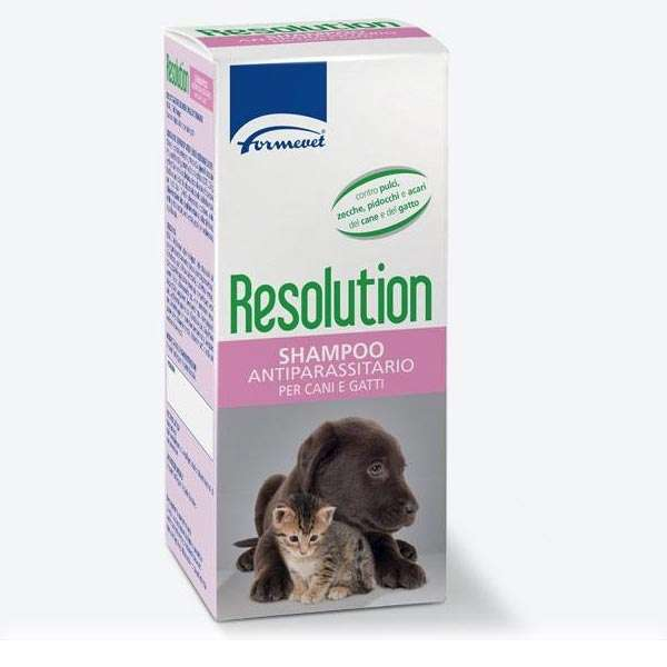Resolution Shampoo