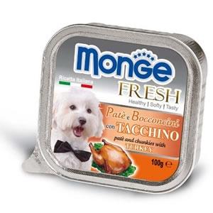Fresh Paté e Bocconcini con Tacchino