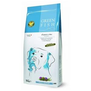 Green Fish Adult Medium - Maxi