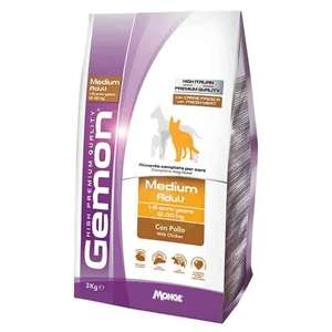 Gemon Dog Medium Adult con Pollo