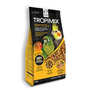 Hari Tropimix Enrichment Food Cockatiels and Lovebirds