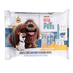 Salviette detergenti per occhi di cani