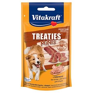 Snack Treaties Bits Mini Patè di Fegato