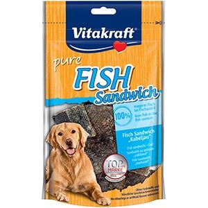 Snack Pure Fish Sandwich