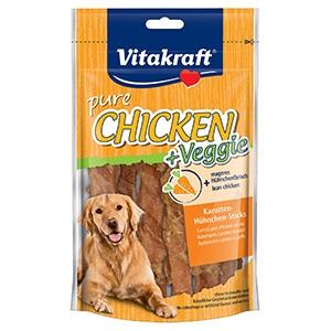 Snack Pure Chicken e Veggie