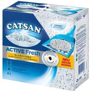 Active Fresh Lettiera Agglomerante per Gatti