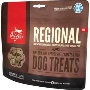 Snack Treats Dog Regional Red