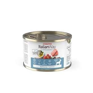 Italian Way Wet Hypoallergenic Adult Mini Salmone