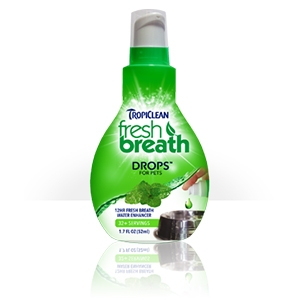Fresh Breath Drops per Cani