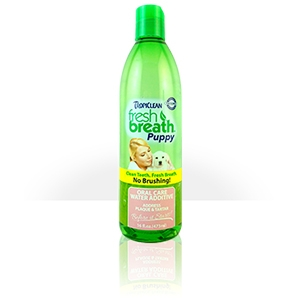 Fresh Breath Puppy Water Additive