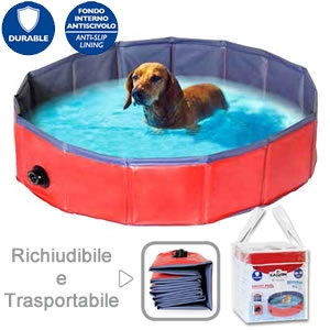 Doggy Pool Piscina per Cani